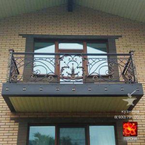 кованый балкон Тульская область