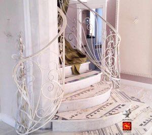 кованая лестница Суворов